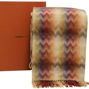 New Missoni Montgomery Throw Blanket Wool 160